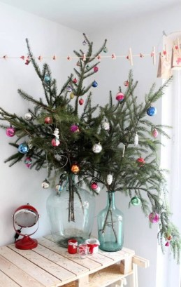 Pretty Christmas Decor Ideas For Small Space To Try Asap 15