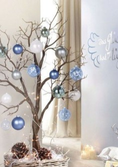 Pretty Christmas Decor Ideas For Small Space To Try Asap 21