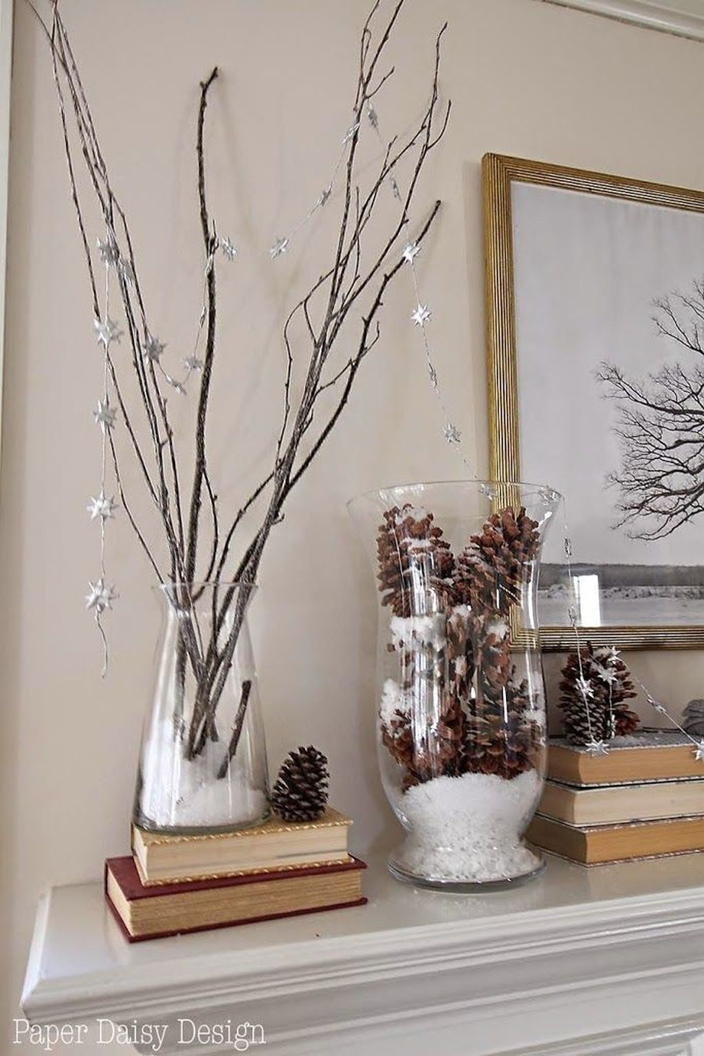 Rustic Winter Decor Ideas For Home To Try Asap 08