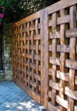 Surpising Fence Design Ideas To Enhance Your Beautiful Yard 03