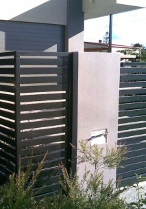 Surpising Fence Design Ideas To Enhance Your Beautiful Yard 11