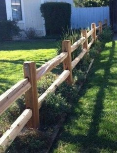 Surpising Fence Design Ideas To Enhance Your Beautiful Yard 22