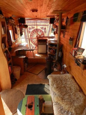 Wonderful Bohemian Rv Interior Designs Ideas For More Fun And Cheerful 18