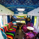 Wonderful Bohemian Rv Interior Designs Ideas For More Fun And Cheerful 30