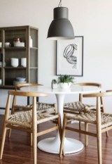 Awesome Small Dining Room Table Decor Ideas To Copy Asap 01