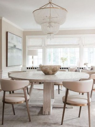 Awesome Small Dining Room Table Decor Ideas To Copy Asap 17