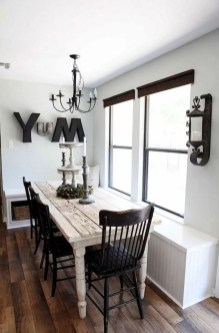 Awesome Small Dining Room Table Decor Ideas To Copy Asap 21