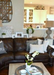 Comfy Farmhouse Living Room Decor Ideas To Copy Asap 01