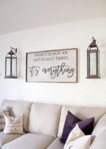 Comfy Farmhouse Living Room Decor Ideas To Copy Asap 03