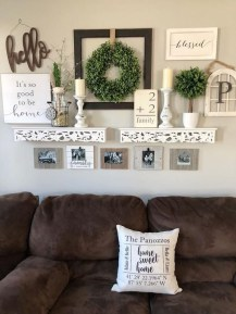 Comfy Farmhouse Living Room Decor Ideas To Copy Asap 20