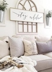 Comfy Farmhouse Living Room Decor Ideas To Copy Asap 21