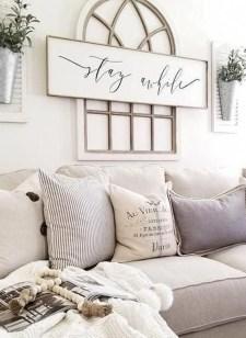 Comfy Farmhouse Living Room Decor Ideas To Copy Asap 21