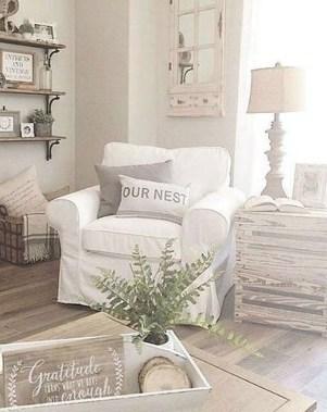 Comfy Farmhouse Living Room Decor Ideas To Copy Asap 36