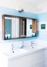 Cool Bathroom Mirror Ideas That You Will Like It 03