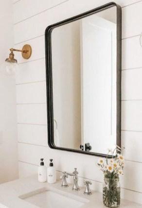 Cool Bathroom Mirror Ideas That You Will Like It 09