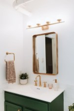 Cool Bathroom Mirror Ideas That You Will Like It 11