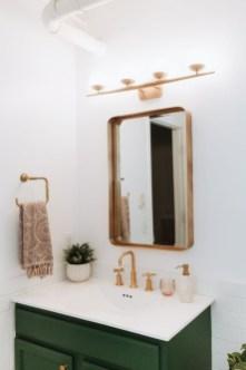 Cool Bathroom Mirror Ideas That You Will Like It 11