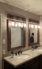 Cool Bathroom Mirror Ideas That You Will Like It 30