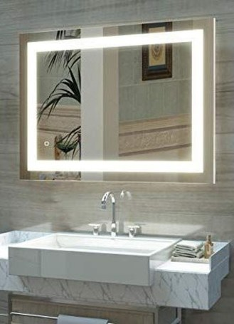 Cool Bathroom Mirror Ideas That You Will Like It 31