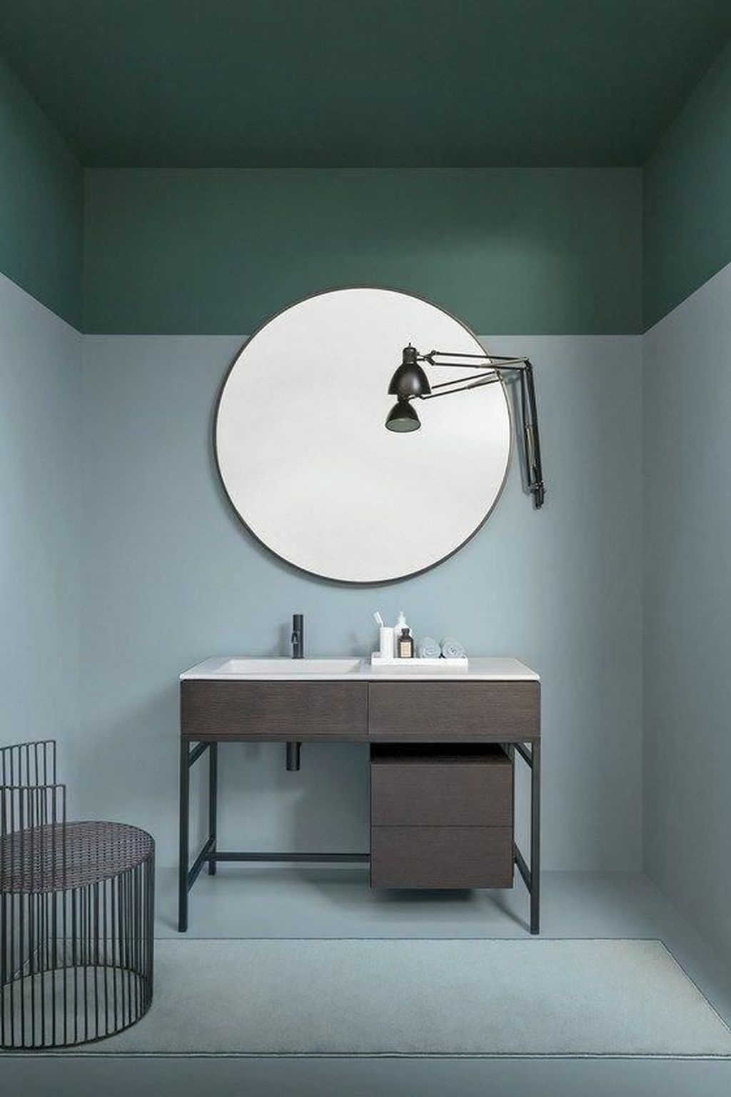 Cool Bathroom Mirror Ideas That You Will Like It 34