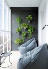Enchanting Balcony Decoration Ideas For Apartment For A Cleaner Look 11
