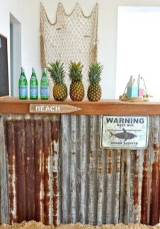 Enjoying Outdoor Bar Design Ideas To Relax Your Family 05