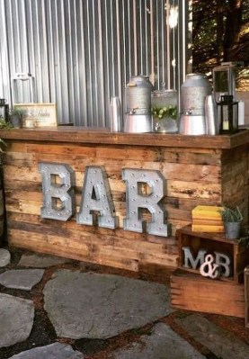 Enjoying Outdoor Bar Design Ideas To Relax Your Family 15