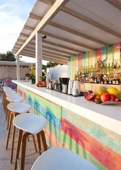 Enjoying Outdoor Bar Design Ideas To Relax Your Family 21