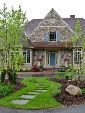 Fabulous Driveway Landscaping Design Ideas For Your Home To Try Asap 16