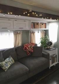 Fancy Rv Interior Design Ideas For Prepare Winter Holiday 05
