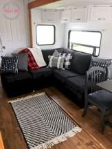 Fancy Rv Interior Design Ideas For Prepare Winter Holiday 24