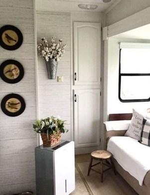 Fancy Rv Interior Design Ideas For Prepare Winter Holiday 25