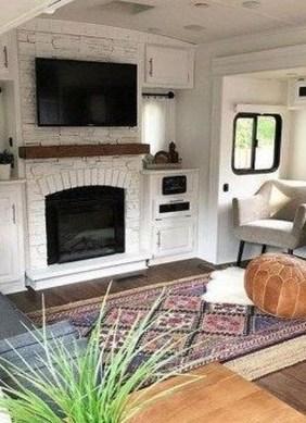 Fancy Rv Interior Design Ideas For Prepare Winter Holiday 30