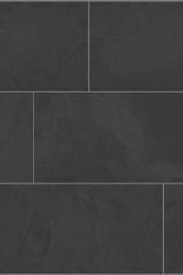 Fantastic Black Floor Tiles Design Ideas For Modern Bathroom 31