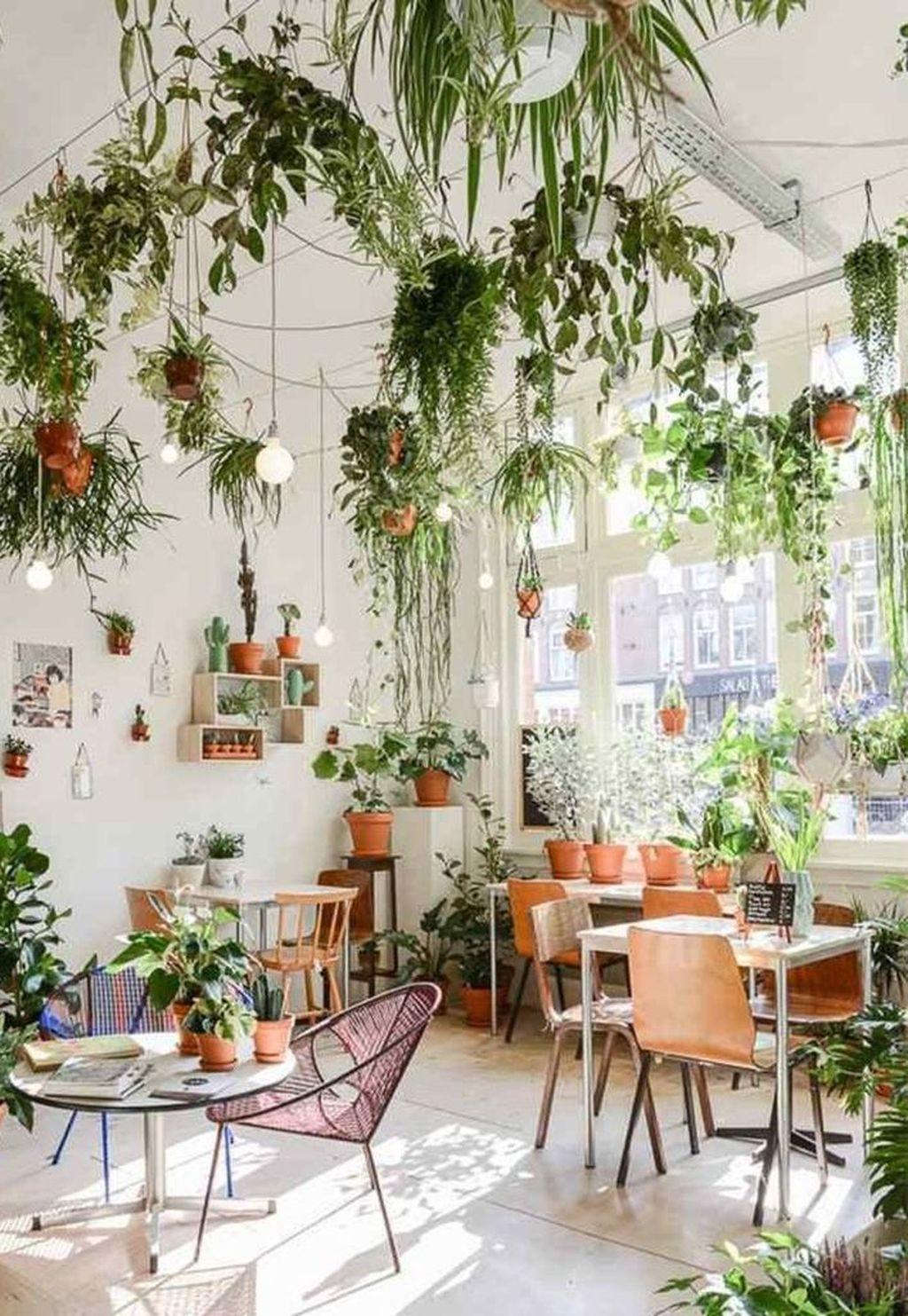 Favorite Home Patio Design Ideas With Best Hanging Plants 30