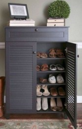 Luxury Antique Shoes Rack Design Ideas To Try Right Now 01