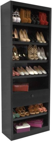 Luxury Antique Shoes Rack Design Ideas To Try Right Now 09