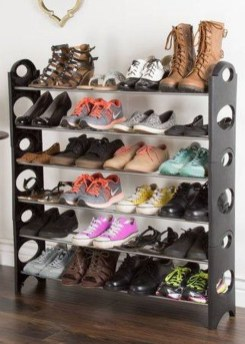Luxury Antique Shoes Rack Design Ideas To Try Right Now 12
