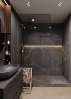 Perfect Master Bathroom Design Ideas For Small Spaces To Have 12