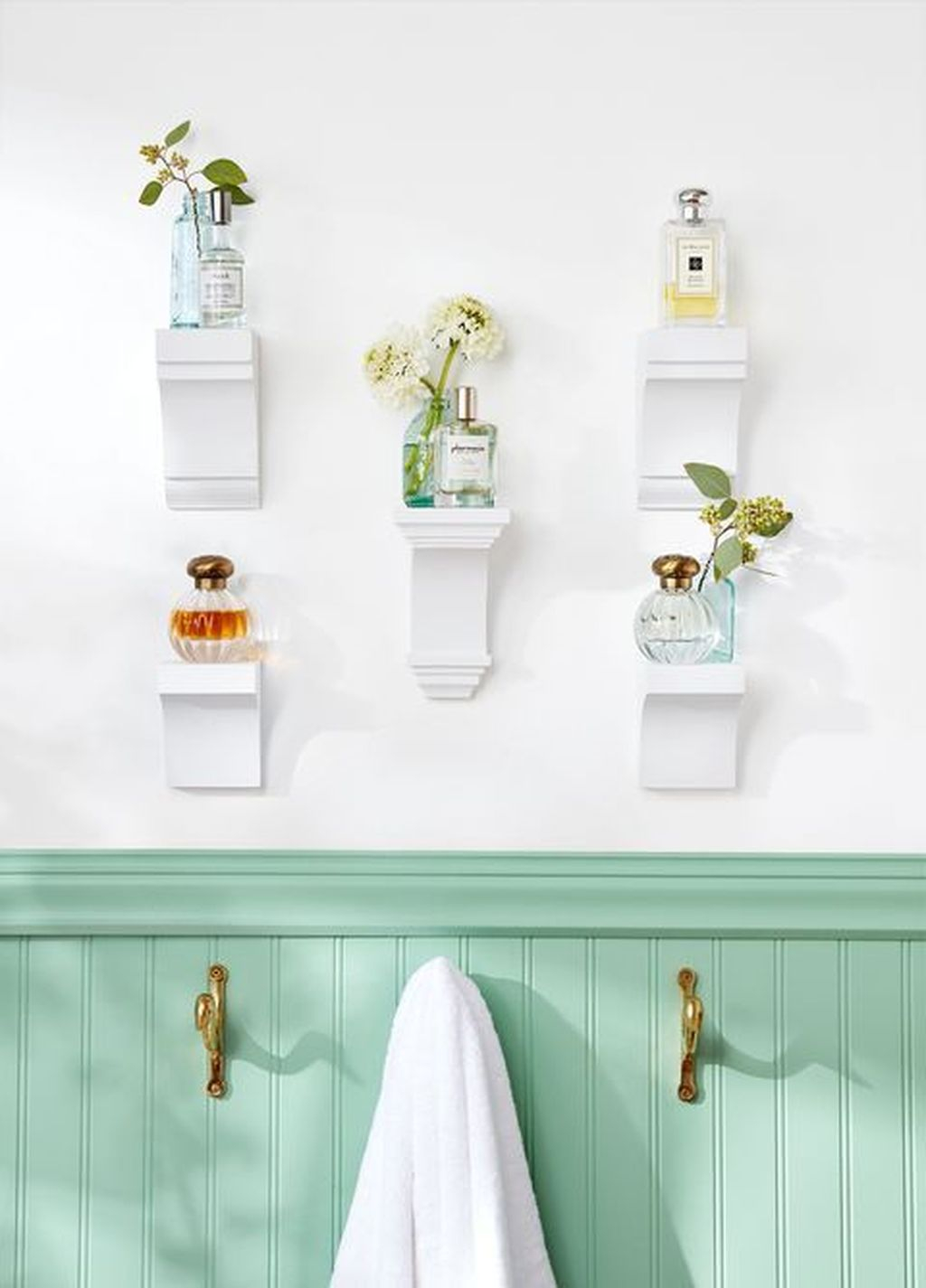 Popular Traditional Small Bathroom Decor Ideas To Try Asap 14