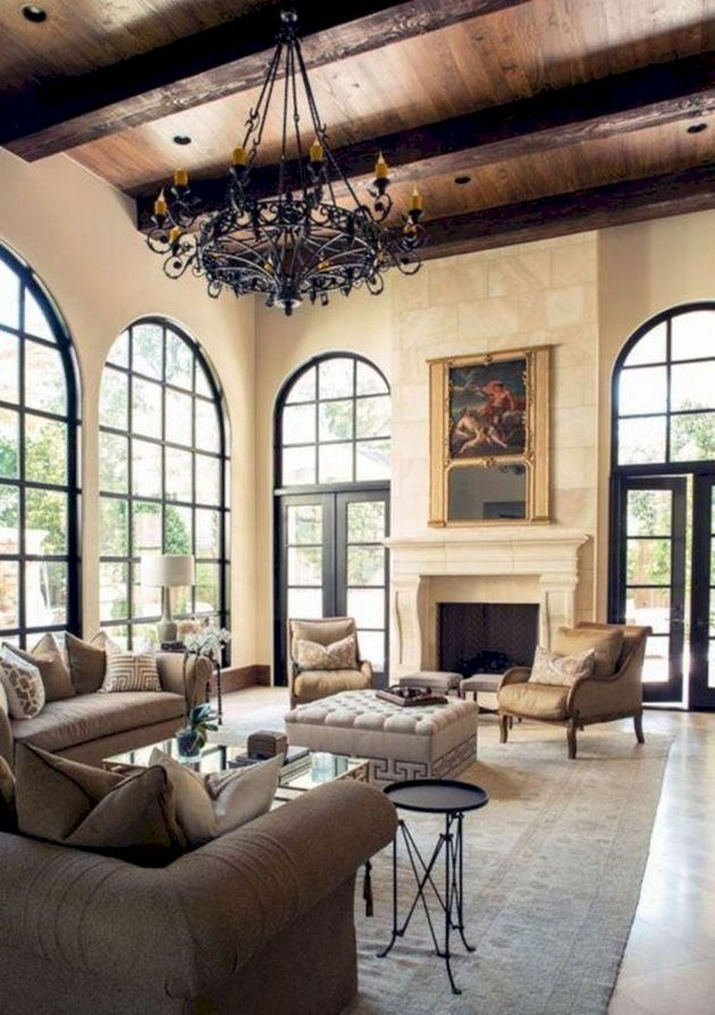 Relaxing Mediterranean Living Room Design Ideas To Try Asap 01