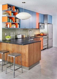 Splendid Mid Century Kitchen Design Ideas To Try 01