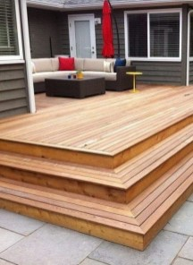 Superb Diy Wooden Deck Design Ideas For Your Home 06