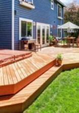 Superb Diy Wooden Deck Design Ideas For Your Home 17
