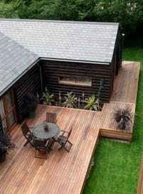 Superb Diy Wooden Deck Design Ideas For Your Home 18