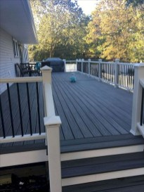 Superb Diy Wooden Deck Design Ideas For Your Home 19