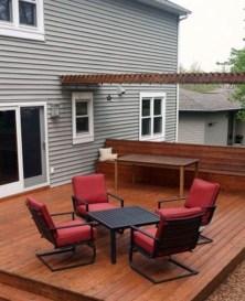 Superb Diy Wooden Deck Design Ideas For Your Home 20