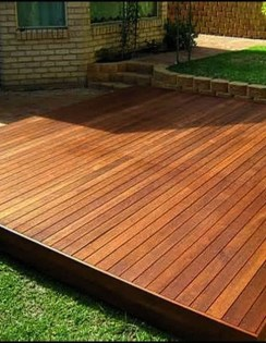 Superb Diy Wooden Deck Design Ideas For Your Home 30