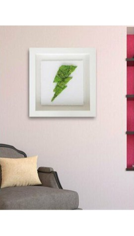 Delicate Natural Moss Wall Art Decorations Ideas To Try Right Now 15