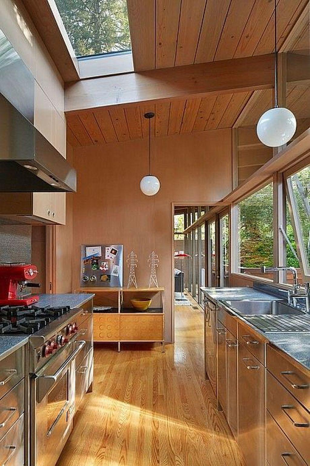 Delightufl Residence Design Ideas With Mid Century Scandinavian To Have 30
